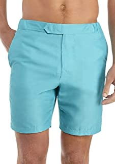 Crown & Ivy Men's Solid Board Shorts