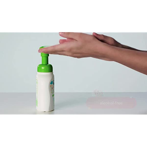 Alcohol-Free Foaming Hand Sanitizer