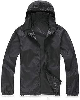 Lanbaosi Women's Super Lightweight Uv Protect+Quick Dry Waterproof Skin Jacket