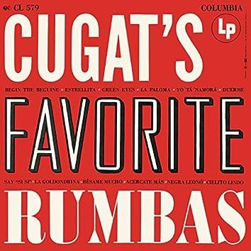 Cugat's Favorite Rhumbas