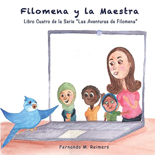 Filomena y la Maestra [Filomena's Teachers] audiobook cover art