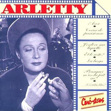 Ciné-Stars : Arletty