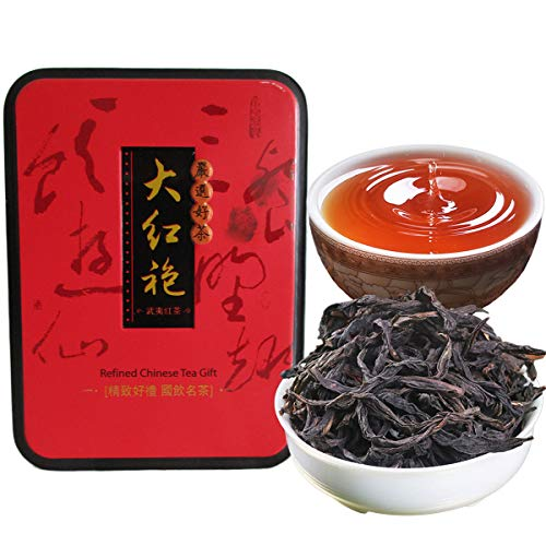 Haute qualité Dahongpao Oolong thé Chine Da hong pao thé noir avancé organique chinois boîte-cadeau d'emballage emballage vert thé rouge