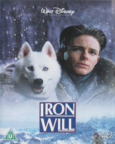 Iron Will [Reino Unido] [DVD]