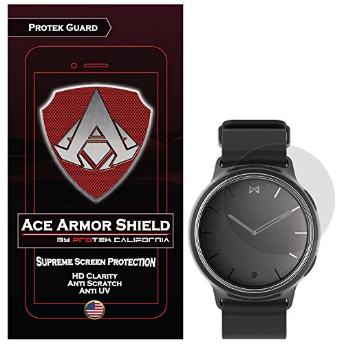 (6 Pack) Ace Armor Shield Protek Guard Screen Protector for The Misfit Phase with Free Lifetime Replacement Warranty