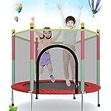 Relubby Sports Trampolin Kinder Gartentrampolin, Fitness Trampolin Indoor Kindertrampolin Outdoor...