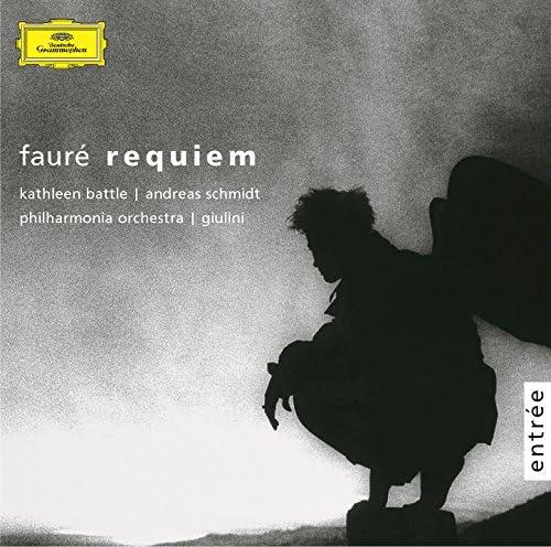 Kathleen Battle, Andreas Schmidt, Philharmonia Orchestra, Carlo Maria Giulini, Boston Symphony Orchestra & Seiji Ozawa