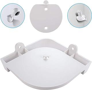 The Universal Baby Monitor Shelf para DXR-8 Soporte de Monitor Inclinado para Soporte de Monitor de Bebé Inclinado Plano y para Esquina Adecuado para la Mayoría de los Monitores para Bebés