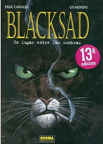 BLACKSAD 1. UN LUGAR ENTRE LAS SOMBRAS (CÓMIC EUROPEO)