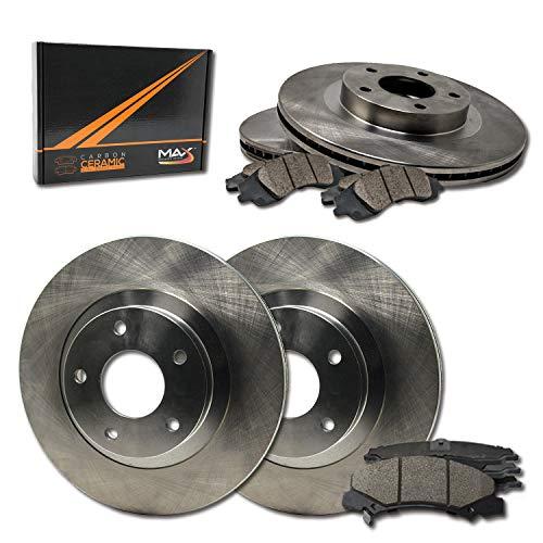 Max Brakes Premium Brake Pads KT034943