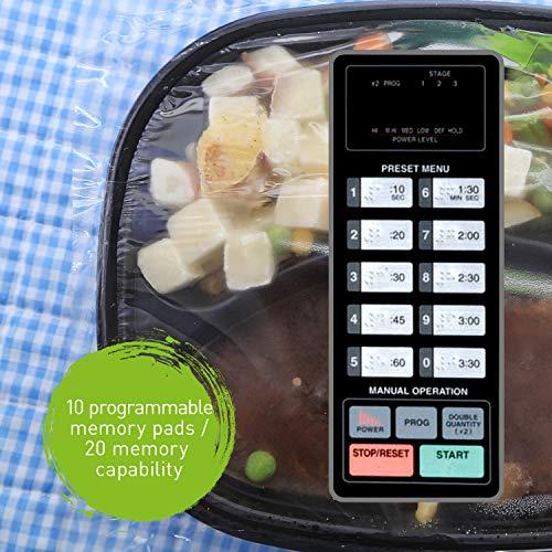 Four à Micro-Onde Commercial Panasonic - Modèle NE-1025F - 3