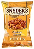 Snyder's Of Hanover Pretzel Pieces 125g (Pack of 10) - Cheddar Cheese...