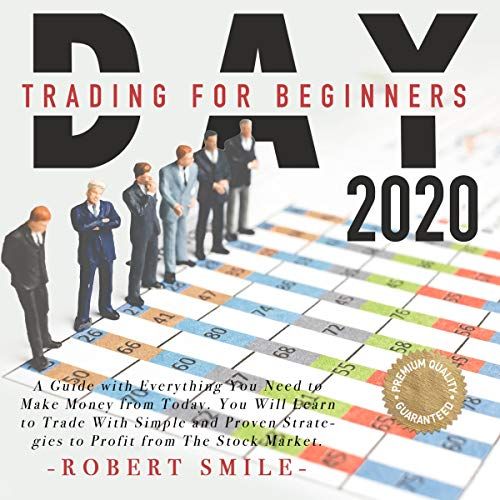 Couverture de Day Trading for Beginners 2020