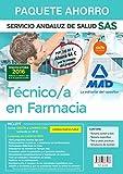 PACK TECNICO EN FARMACIA SERVICIO ANDALUZ DE SALUD