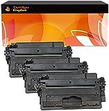 Cartridges Kingdom Kit 3 Toner Compatibili Nero per HP CF214X 14X | HP LaserJet Enterprise 700 MFP M712dn, M712n, M712xh, M725z+, M725dn, M725f, M725z