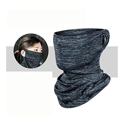 NINGWXQ Outdoor Sports Neck Gaiter Tube Hoofdband Bandana Sunscreen Masker Multifunctionele Headwear Naadloze Tubular Hoofddoek for Fitness, Run, Yoga, Mountaineering (Color : U)