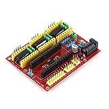 2A se puede controlar dentro del motor paso a paso de cuatro hilos de dos fases Controlador de motor paso a paso de 3 ejes, compatible con la máquina de grabado micro-drive, máquina de grabado CNC de tres ejes Interfaz de alimentación DC5V, entrada d...