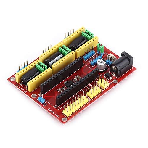Potente cavo USB A4988 di alta qualità per stampante 3D Nano 3.0 scheda di espansione CNC per macchine da incisione e stampanti 3D