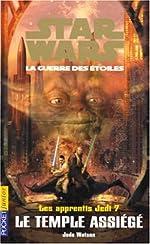 Stars Wars, tome 7 - Apprentis Jedi de Jude Watson