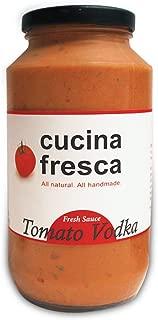 Fresh Pasta Sauce - Tomato Vodka Sauce - by Cucina Fresca (Pack of 2)