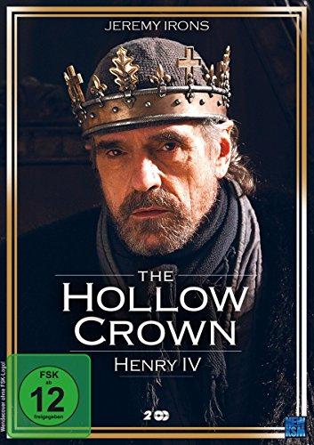 The Hollow Crown - Henry IV - Teil 1 und 2 [2 DVDs]