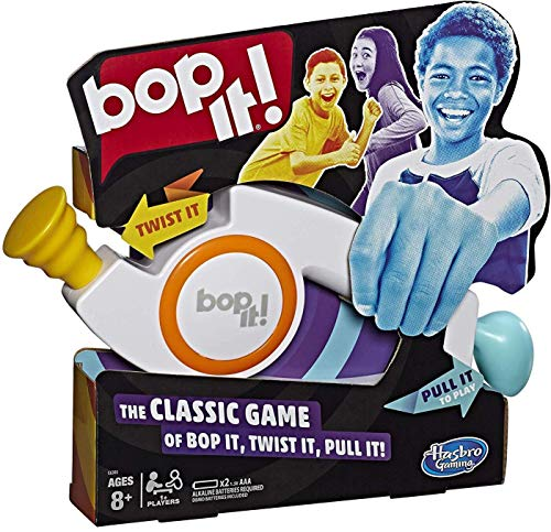 Hasbro Gaming Bop It! Electronic Game for Kids Ages 8 & Up