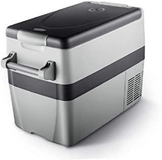 Car for Refrigerator, 40 Liter Car Compressor Refrigerator Car Dual-use Refrigerator Refrigeration Insulation (Size: 27.2...