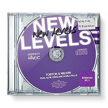 New Levels (feat. Mila Falls) [Remixes, Pt. 1]