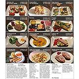 125 Rezeptkarten für Haushaltsplan CookPins, Kochkarten Rezeptideen Rezeptbox Kochbox Lieblingsrezepte Kochrezepte