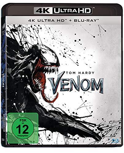 Venom [4K UHD BD-2] [Blu-ray]