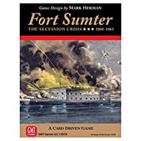 Fort Sumter: Secession Crisis 1860-61 Card Driven Game