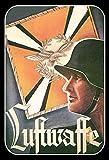 YASMINE HANCOCK Luftwaffe Bundeswehr Wehrmacht Metall