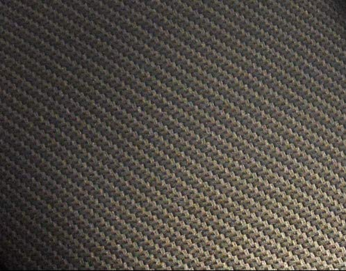 MST-DESIGN 2 Meter Lfm CD-172-1 Carbon Gold I Gold-Carbon Dekor I Film Folie in 60 cm Breite Wassertransferdruck WTD/Wassertransferdruckfilm WTP Water Transfer Printing Hydrographics