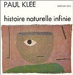 Histoire naturelle infinie, tome 2 de Paul Klee
