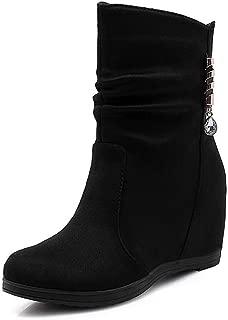 BalaMasa Womens ABS14199 Pu Boots