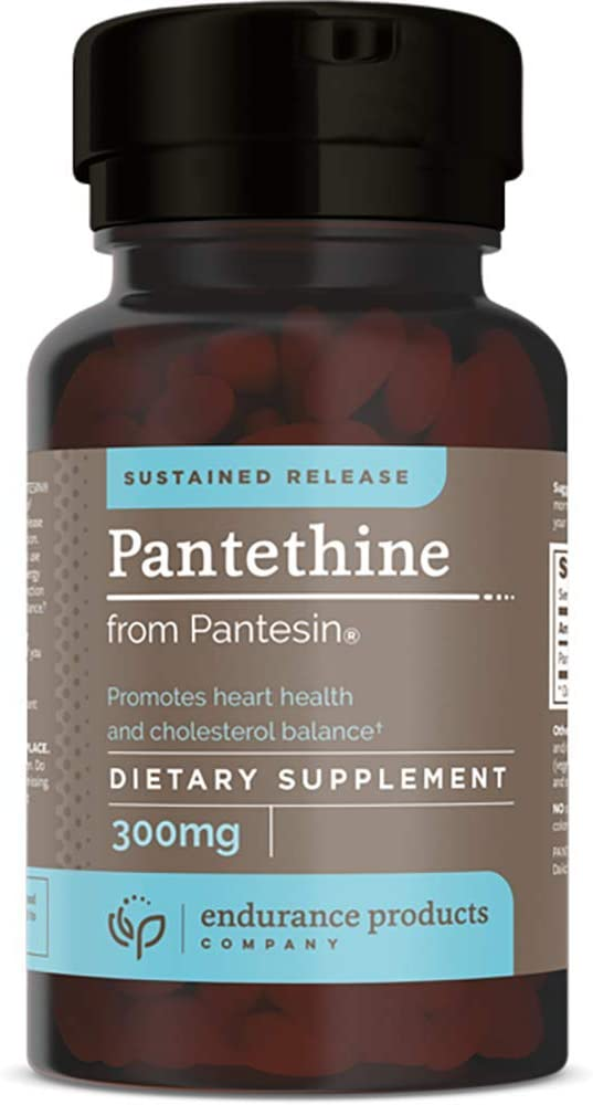 Pantethine from Pantesin - 300mg Sustained OFFicial mail order Ranking TOP19 Release A Optimal for