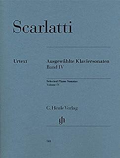 Sonates v4 (selection) --- piano