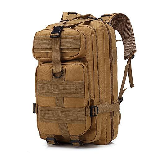 CONGMING- Hiking Backpack Sac à Dos de randonnée Sacs de Trekking-Sac à Dos Tactique pour Hommes et Femmes d'alpinisme en Plein air Sac à Dos Multi-Fonctionnel pour Voyages d'agrément
