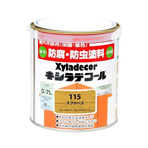 大阪ガスケミカル株式会社 キシラデコール スプルース 0.7L