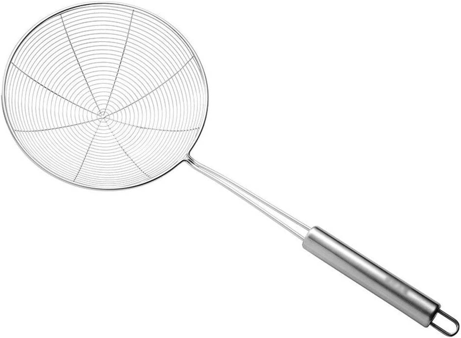 Skimmer Strainer Slotted Stainless Spider Max 77% OFF Steel Industry No. 1