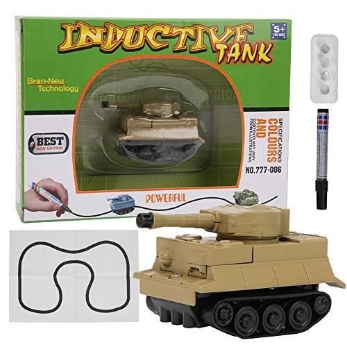 Zerodis Induktive Roboter-Zeichnungslinie nach Roboter-Spielzeugauto Induktionsstift Folgen Spielzeug Lernen...