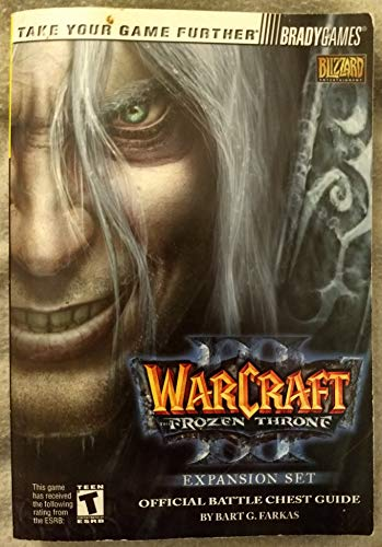 Warcraft III: The Frozen Throne (Expansion Set). Official Battle Chest Guide.