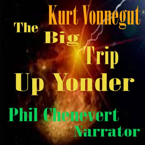 The Big Trip up Yonder audiobook cover art