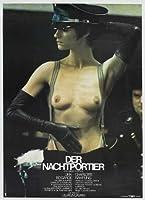 直輸入、ポスター、ドイツ版「愛の嵐」シャーロット・ランプリング