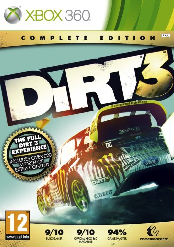 [UK-Import]DiRT 3 Complete Edition Game XBOX 360