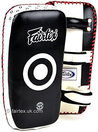 Fairtex Curved Standard Standard Standard Muay Thai Boxen Kick Pads B077Y49412     | Creative  91595a