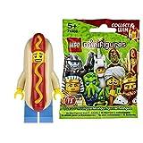 レゴ(LEGO) ミニフィギュア シリーズ13 ホットドッグマン 未開封品|LEGO Minifigures Series13 Hot Dog Man 【71008-14】