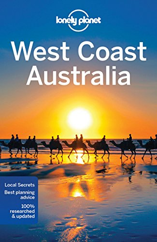 Lonely Planet West Coast Australia [Lingua Inglese]