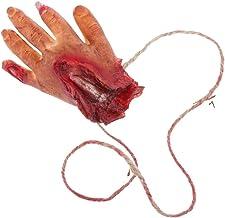 Generic Membro Decepado com Uma Mão Sangrenta Assustadora. Partes Do Corpo Decepadas