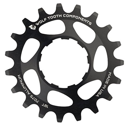 Wolf Tooth Components Single Speed Aluminum Cog: 18T by Wolf